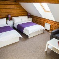 Гостиница Березка 4* Стандартный номер с 2 отдельными кроватями фото 13