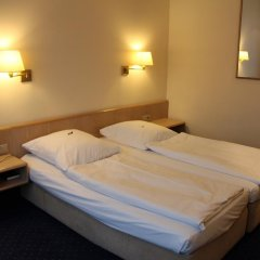 Hotel Daniel 3* Стандартный номер с различными типами кроватей фото 3