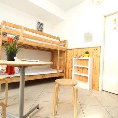 Хостел BedAndBike Кровать в женском общем номере с двухъярусной кроватью фото 6