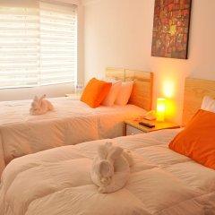 Hotel Waman 3* Стандартный номер с 2 отдельными кроватями фото 6