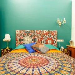 Мини-отель Богемия 3* Улучшенный номер двуспальная кровать фото 5