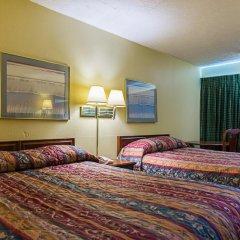 Отель Knights Inn Columbus 2* Номер Делюкс с различными типами кроватей фото 3