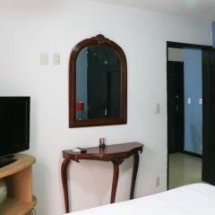 Отель Los Pinos удобства в номере