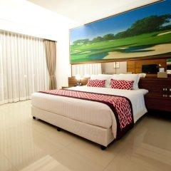 Отель The Par Phuket 3* Номер Делюкс с различными типами кроватей
