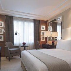 Four Seasons Hotel London at Park Lane 5* Улучшенный номер с двуспальной кроватью
