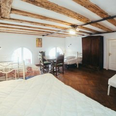 Art Hostel Кровать в общем номере с двухъярусной кроватью фото 24