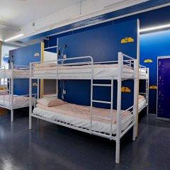 Отель CheapSleep Helsinki Кровать в общем номере с двухъярусной кроватью фото 13