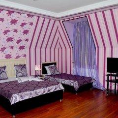 Hotel Rich 4* Стандартный семейный номер с двуспальной кроватью фото 3