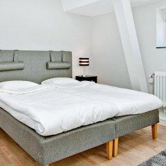 Отель Avenue A1 Улучшенные апартаменты с различными типами кроватей фото 4