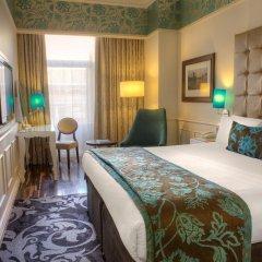 Hotel Indigo Glasgow 4* Улучшенный номер с разными типами кроватей фото 3