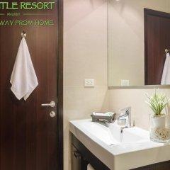 Отель The Title Phuket 4* Номер Делюкс с различными типами кроватей фото 14