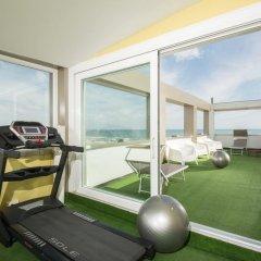 National Hotel фитнесс-зал