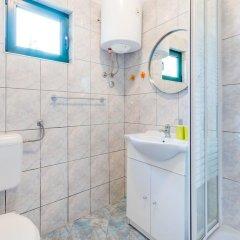 Апартаменты Apartments History ванная