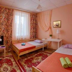Arbuz Hostel Кровать в общем номере двухъярусные кровати фото 2