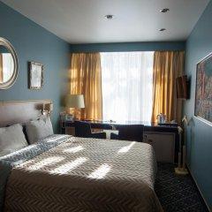 Гостиница Брайтон 4* Улучшенный номер с двуспальной кроватью фото 5