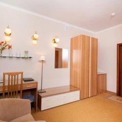 Гостиница Для Вас 4* Семейный люкс с двуспальной кроватью фото 21