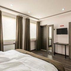 Отель Bürgerhofhotel 3* Стандартный номер с двуспальной кроватью фото 14
