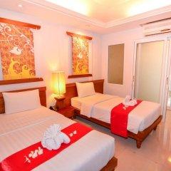 Отель First Bungalow Beach Resort 3* Стандартный номер с различными типами кроватей фото 4