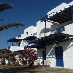 Отель Agios Pavlos Studios бассейн