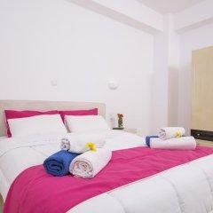 Отель Bella Santorini Studios 4* Стандартный номер с различными типами кроватей фото 2