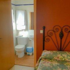 Отель Hostal Restaurante El Paso ванная