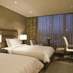 Lotte City Hotel Mapo 4* Номер Делюкс с различными типами кроватей фото 8