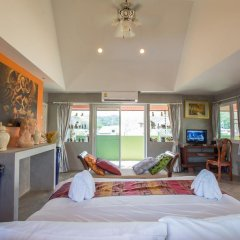Baan Kamala Fantasea Hotel 3* Номер Делюкс с различными типами кроватей фото 19