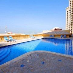 Отель Amwaj 4 - Elan Shoreline Holidays бассейн