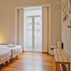 Porto Spot Hostel Стандартный номер 2 отдельные кровати фото 2