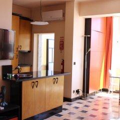 Отель Quad 1 в номере