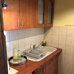 Отель Centrum Wypoczynkowe Karman Стандартный номер с двуспальной кроватью фото 10