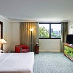 Отель Hilton Hanoi Opera 4* Номер Делюкс разные типы кроватей фото 3