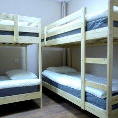 Хостел Африка Кровать в общем номере с двухъярусной кроватью фото 13