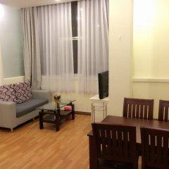 Отель Greenlife ApartHotel 3* Стандартный номер с различными типами кроватей фото 8