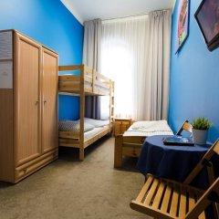 Moon Hostel Стандартный номер с различными типами кроватей фото 3