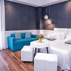 Отель Ambienthotels Villa Adriatica 4* Представительский номер с различными типами кроватей фото 2