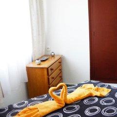 Отель Pension Centricacalp Стандартный номер с двуспальной кроватью (общая ванная комната)