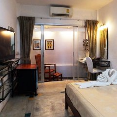 Phuket Paradiso Hotel 3* Стандартный семейный номер с двуспальной кроватью фото 13