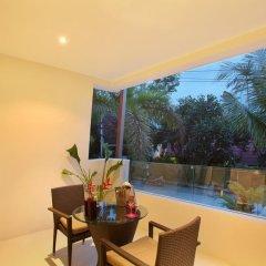 Отель Beach Republic, Koh Samui 4* Люкс с двуспальной кроватью фото 2