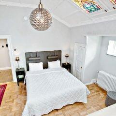 Отель Avenue A1 Улучшенные апартаменты с различными типами кроватей фото 9
