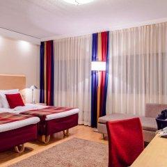 Original Sokos Hotel Pasila 3* Стандартный номер с разными типами кроватей фото 4