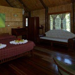 Отель Maravu Taveuni Lodge 2* Стандартный номер с различными типами кроватей фото 4
