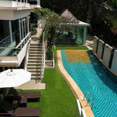 Апартаменты Karon View Apartments бассейн фото 3