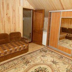 Гостиница Отельно-оздоровительный комплекс Скольмо 3* Люкс разные типы кроватей фото 2