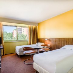 Hotel des Congres 3* Номер Комфорт с двуспальной кроватью фото 5