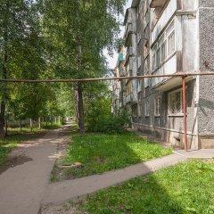 Апартаменты на Краснозвездной 9 Апартаменты с двуспальной кроватью фото 13