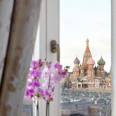 Гостиница Балчуг Кемпински Москва 5* Люкс разные типы кроватей фото 15