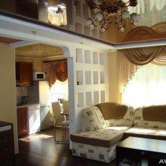 Гостиница Comfort Lux Апартаменты с различными типами кроватей фото 7