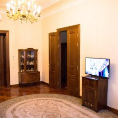Гостиница Британский Клуб во Львове комната для гостей фото 4