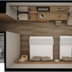 Отель Nirvana Lagoon Villas Suites & Spa 5* Стандартный номер с различными типами кроватей фото 12